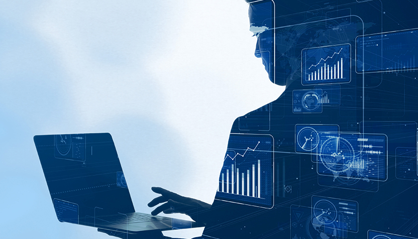 Imagem de capa O desafio das finanças é de dados
