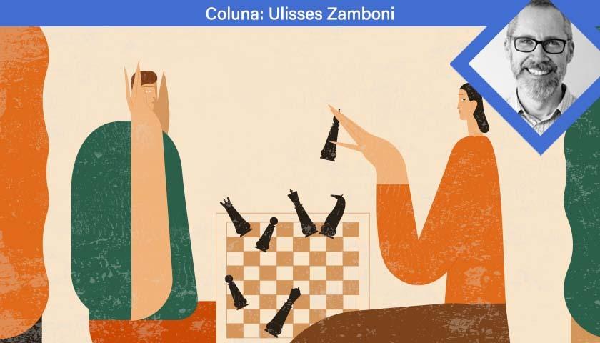 Imagem de capa  O tabuleiro de xadrez do marketing foi chacoalhado
