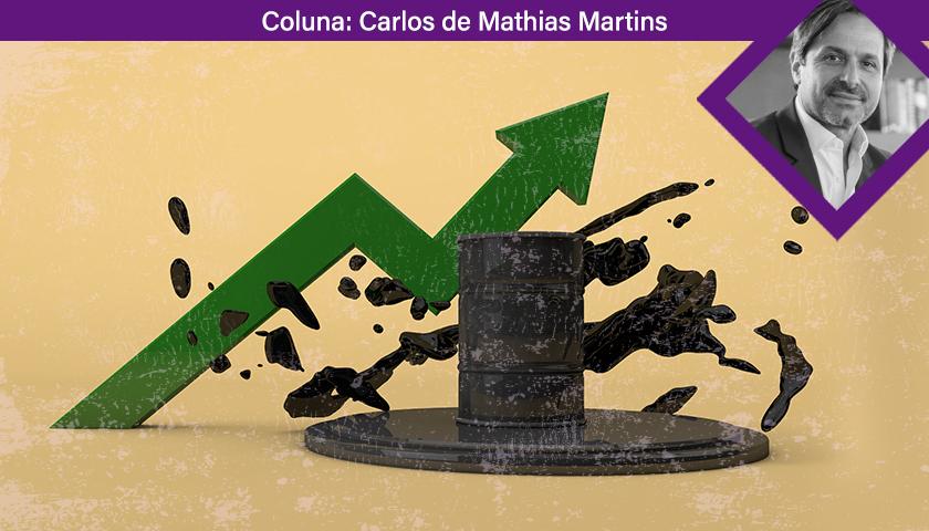 Imagem de capa O dilema da Petrobras ou o dilema do petróleo?