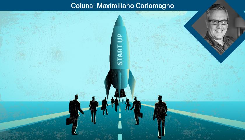 Imagem de capa Por que uma grande empresa não deve ambicionar ser uma startup?