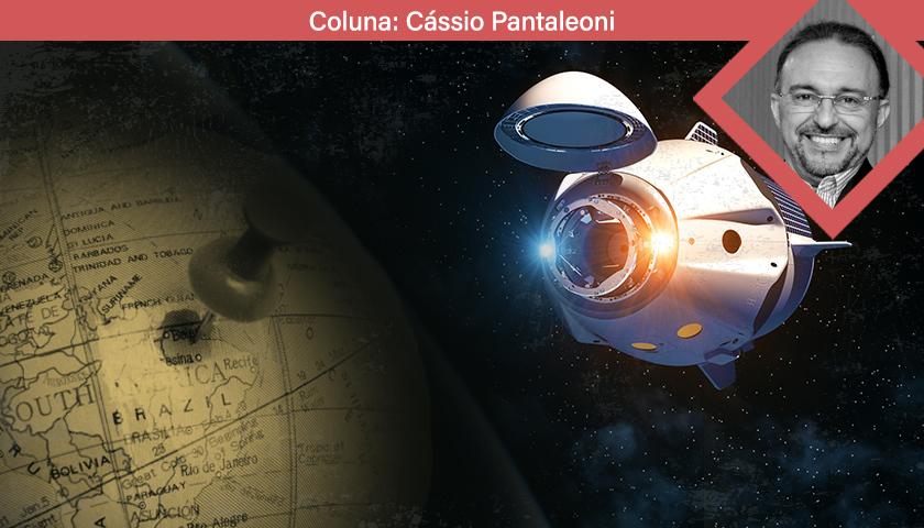 Imagem de capa Sobre conquistas: a América de Colombo e o espaço de Elon Musk