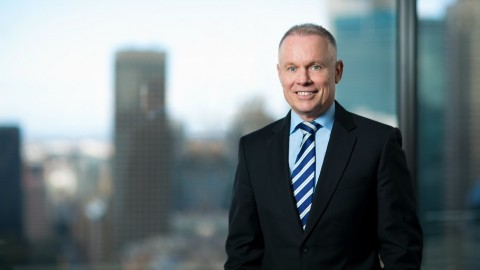nib CEO Mark Fitzgibbon