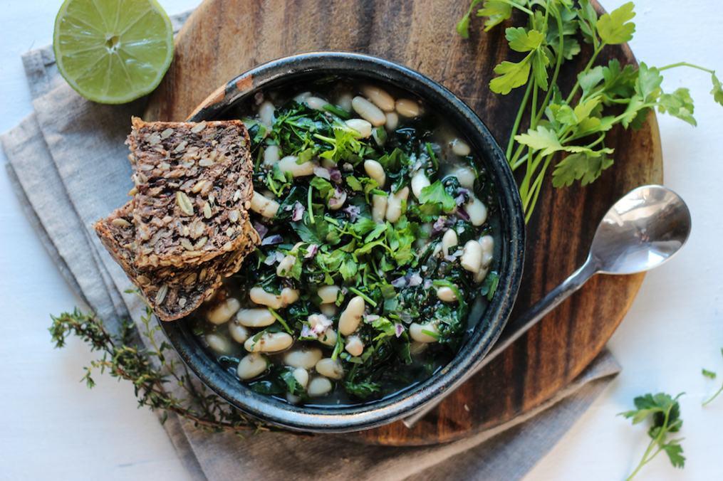 Chia Bean Spinach Stew 3 copy