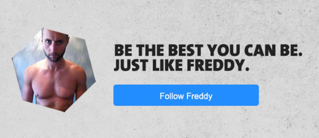 Témoignage Freeletics Freddy