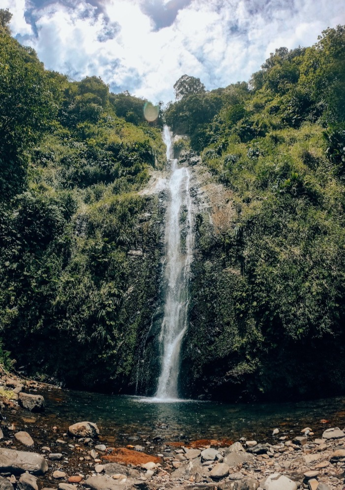 Chute de Moreau Cascade Guadeloupe
