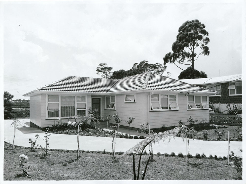 Māori Affairs Housing, Auckland