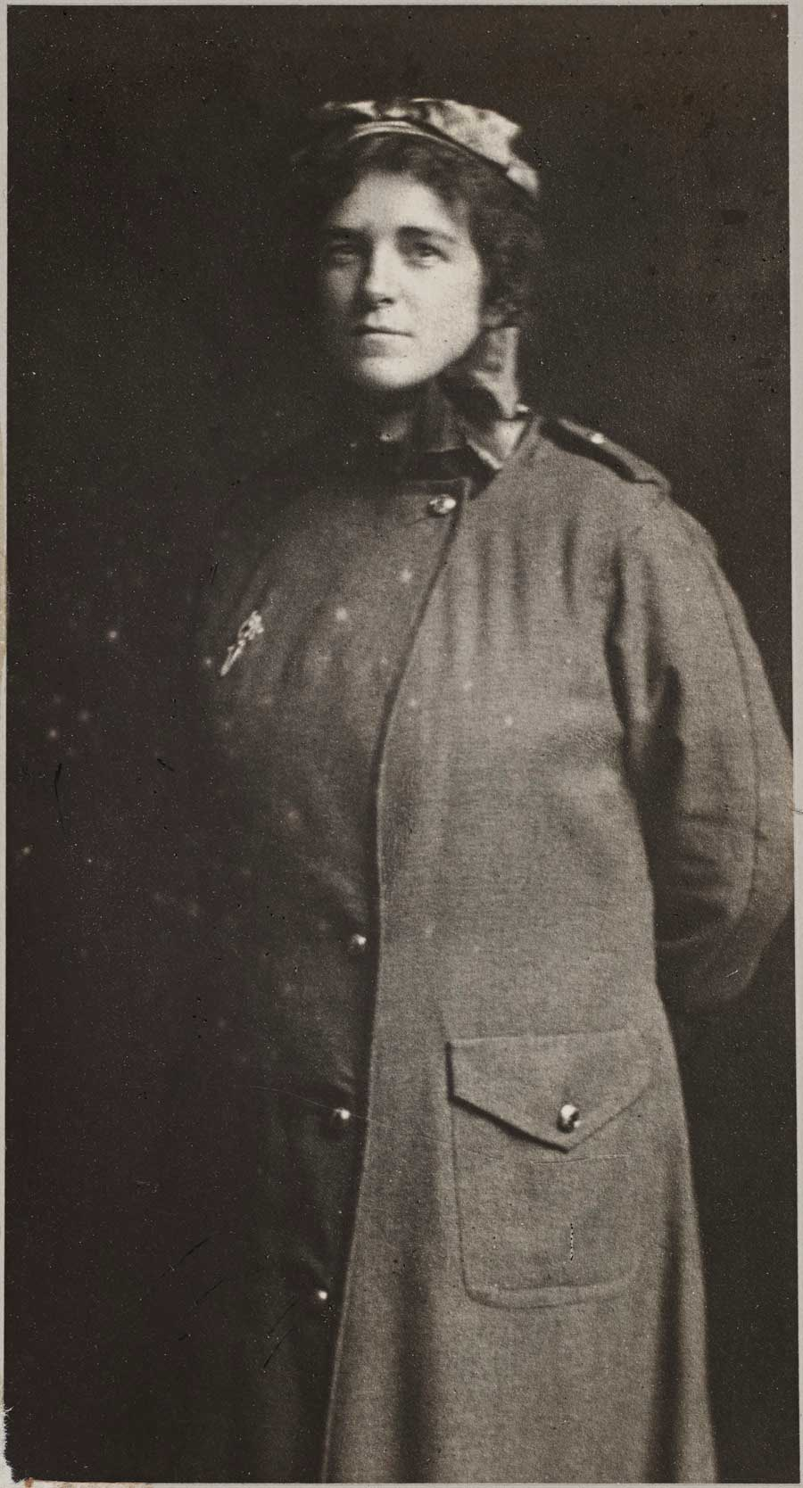 Nurse Ida Willis – Insignia of the Royal Red Cross