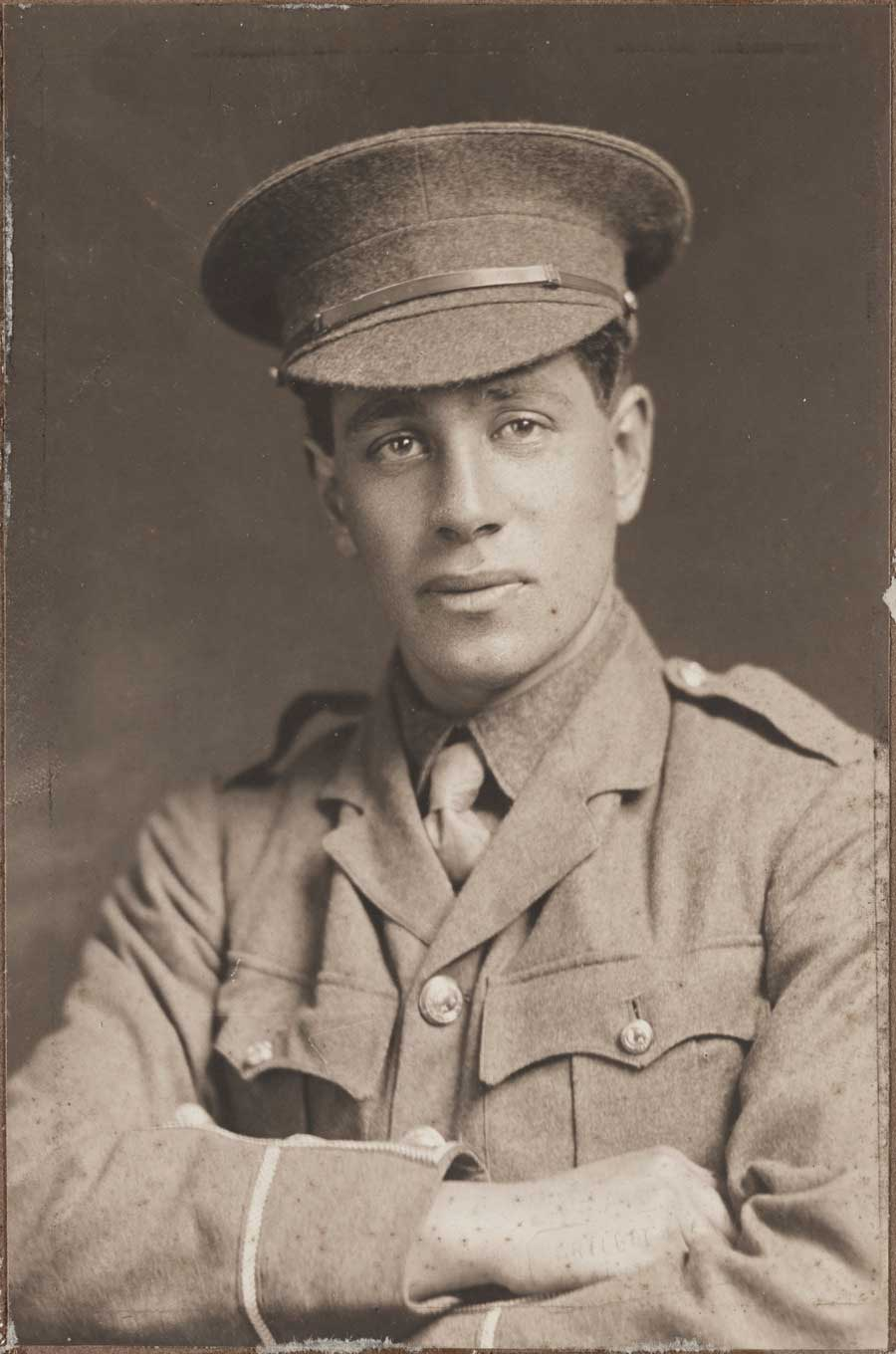 Captain W. H. Stainton - Military Cross