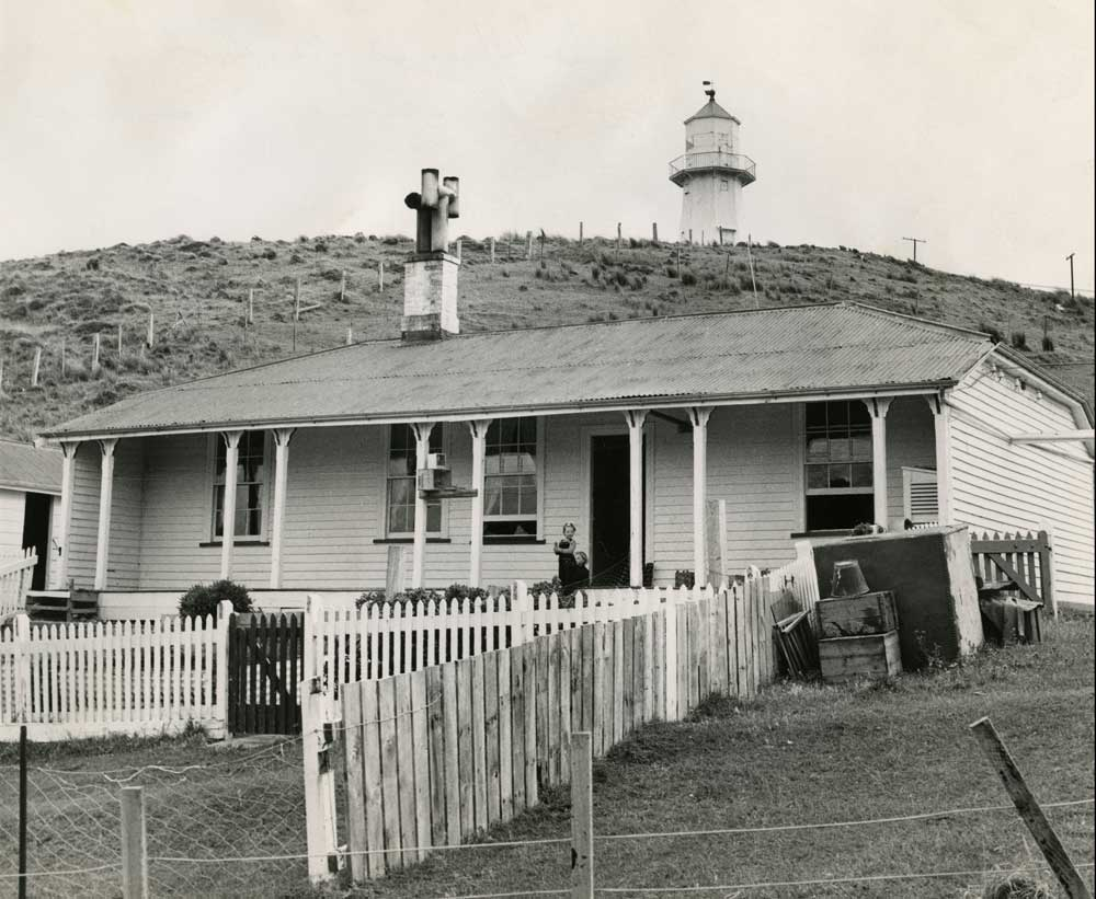 Lighthouse keepers residence