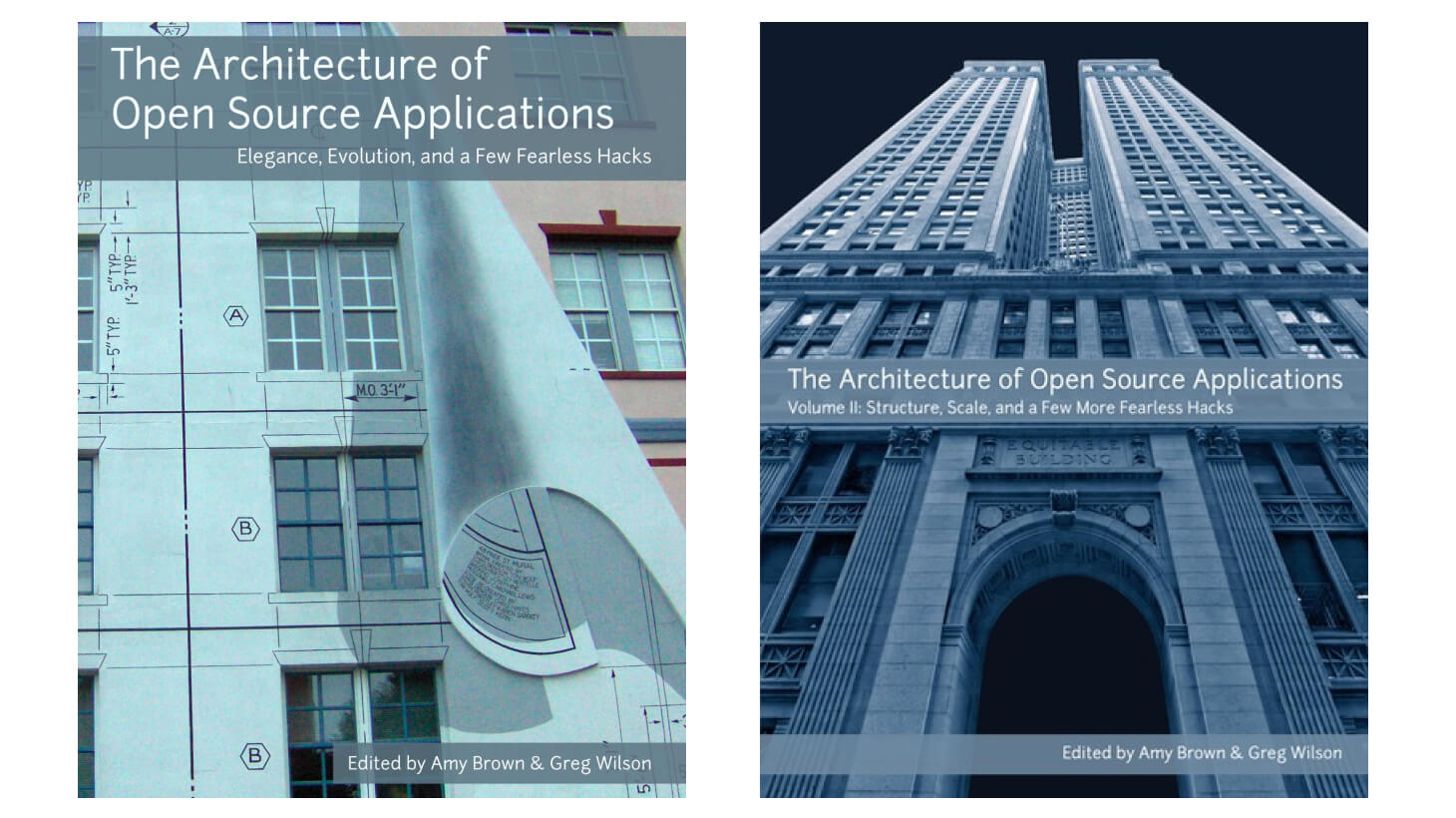 The Architecture of Open Source Applications (white background)