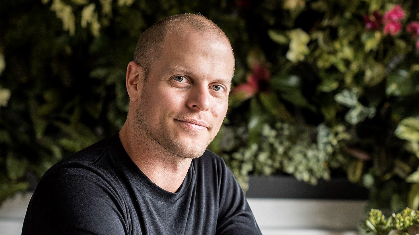 Podcaster Tim Ferriss