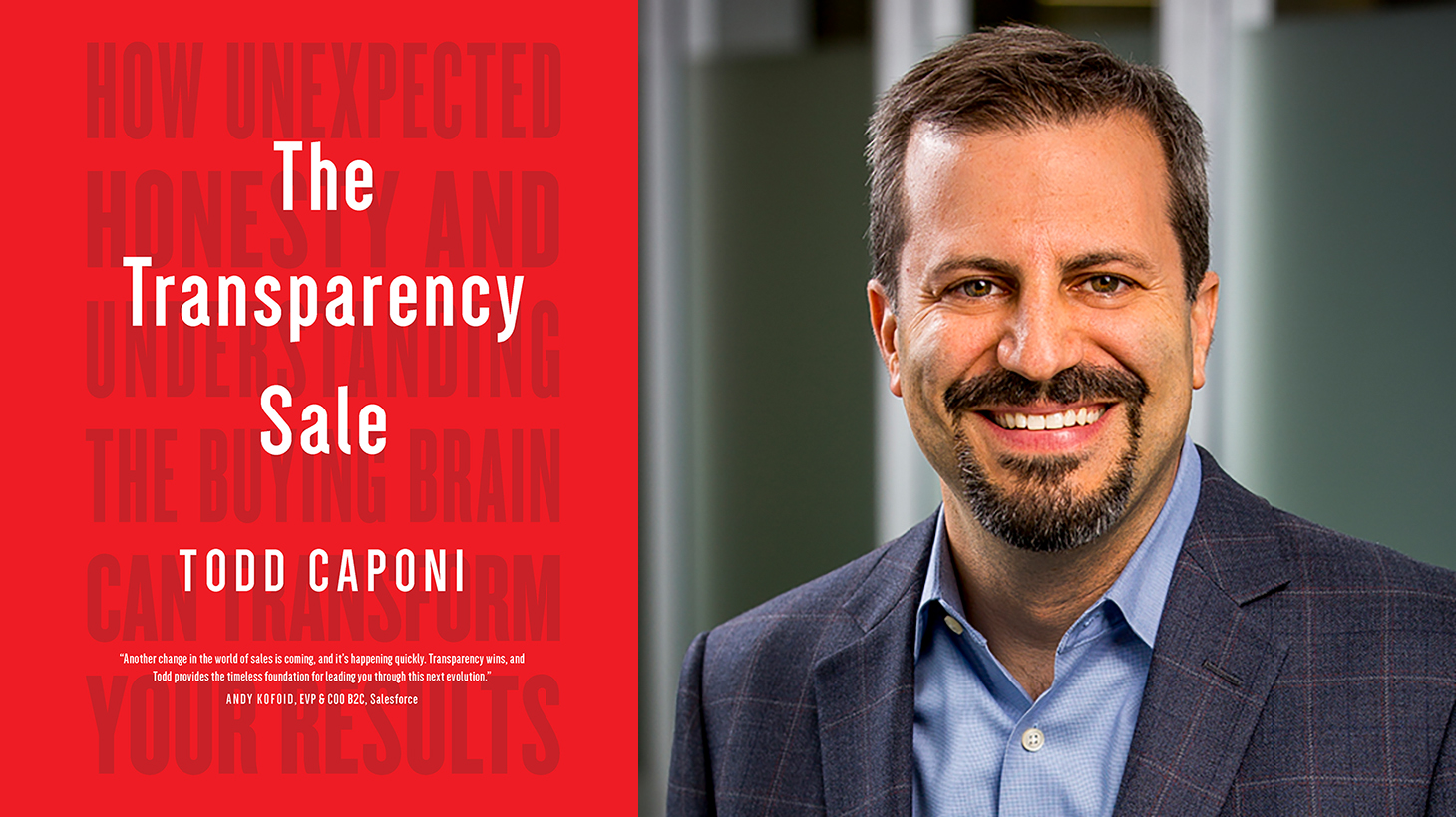 The Transparency Sale and Todd Caponi