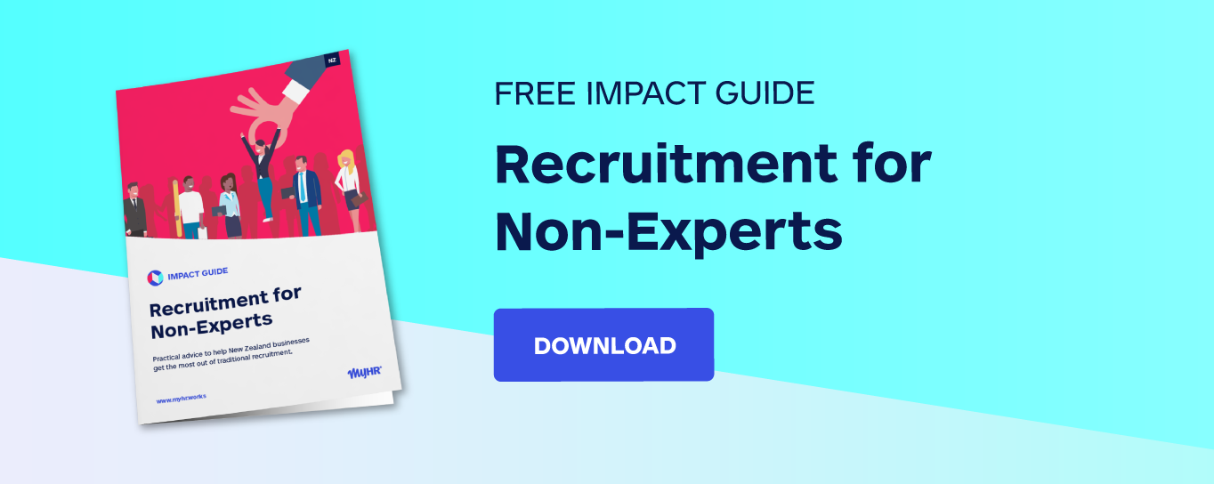 Recruitment for Non-Experts