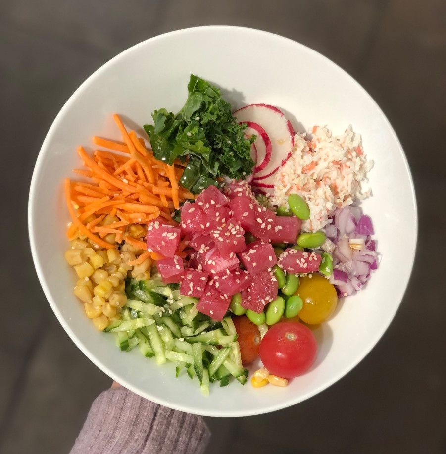Fresh, Delicious and Nutritious - A Hawaiian restaurant in Victoria - Poké Fresh