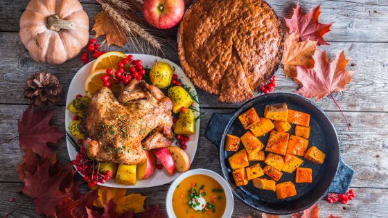 12 Victoria Restaurants serving Thanksgiving Dinner (Dine in or To-Go)