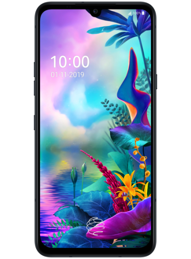 LG G8X ThinQ (Single Screen) - Aurora Black