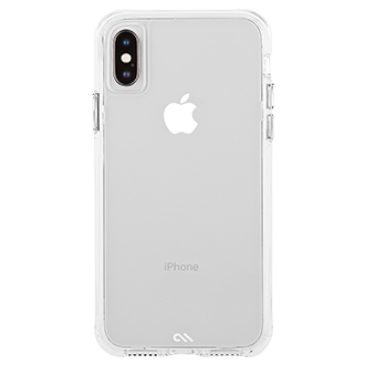 san francisco 9871c 397f0 Case-Mate Tough Clear Case (iPhone X/Xs)
