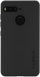 Black Incipio DualPro Essential Phone Case Back View