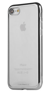 Gun Metal Viva Madrid Metalico Flex - Samsung  iPhone 7/8 Case