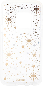 Cosmic Sonix Clear Coat Galaxy S9 Case Back