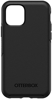 Black OtterBox iPhone 11 Pro Symmetry Case Back