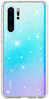 Glitter Case-Mate Sheer Crystal Huawei P30 Pro Case Back