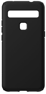 Black TCL 10L Presidio ExoTech Case Back Flat