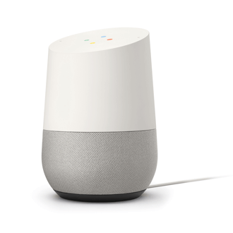 Google Home Front View