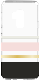Charlotte Stripe kate spade Galaxy S9+ Hardshell Case Front