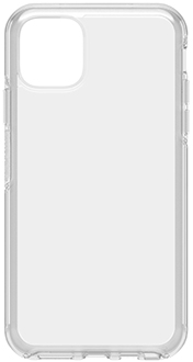 Clear OtterBox iPhone 11 Pro Max Symmetry Case Back
