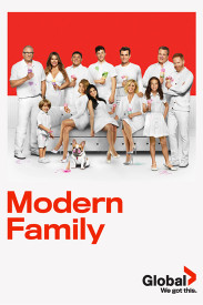 Watch Modern Family on Global with TELUS Optik TV