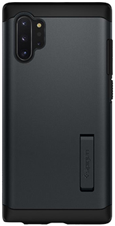 Metal Slate Spigen Slim Armor Galaxy Note10+ Case Back