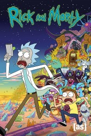 Watch Rick & Morty with TELUS Optik TV
