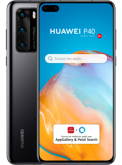 Huawei P40 Catalog French
