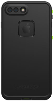 Night Lite LifeProof iPhone 8 Plus FRĒ Case Back View