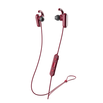 Red Skullcandy Method ANC Front Angled View
