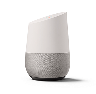 Google Home Side View