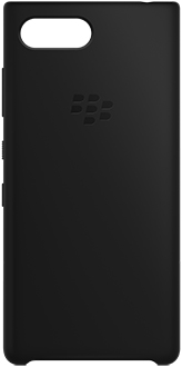 Dark Grey BlackBerry KEY2 Soft Shell Case Back