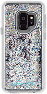 Iridescent Case-Mate Waterfall Galaxy S9 Case Back