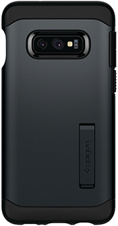 Metal Slate Spigen Slim Armor Galaxy S10e Case Back