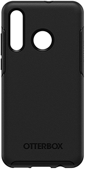 Black OtterBox Huawei P30 lite Symmetry Case Back