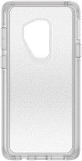 Stardust OtterBox Galaxy S9+ Symmetry Case Front
