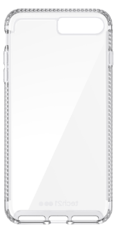 Clear Tech 21 Pure Clear - iPhone 7 Plus/8 Plus Case Front View