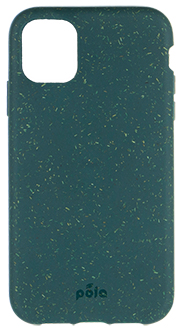 Green Pela iPhone 11 Pro Max Case Back
