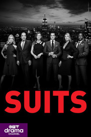 Suits on TELUS Pik TV