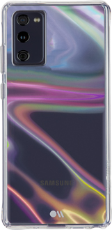Iridescent Case-Mate Galaxy S20 FE 5G Case from the Back