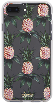 Pink Pineapple Sonix iPhone 6 Plus/6s Plus/7 Plus/8 Plus Clear Case Back View