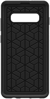 Black OtterBox Galaxy S10+ Symmetry Case Front