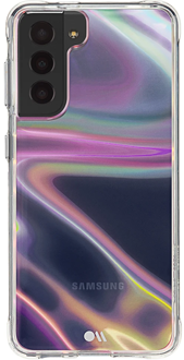 Case-Mate Soap Bubble Galaxy S21 5G Case Back