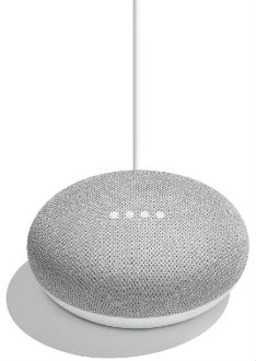 Google Home Mini with Cord